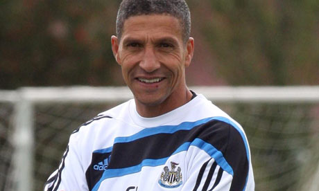Chris Hughton: Gutted