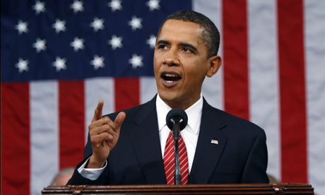President Barack Obama delivers a speech on healthcare