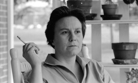 Harper Lee Smokes