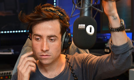 Nick Grimshaw breakfast show
