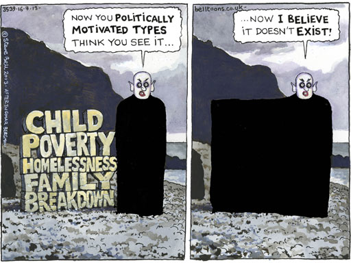 Steve Bell cartoon 16.07.2013