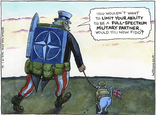 comment cartoon Steve Bell 17.01.2014