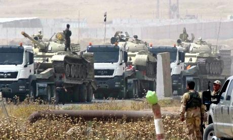 peshmerga army kurdish in kirkuk