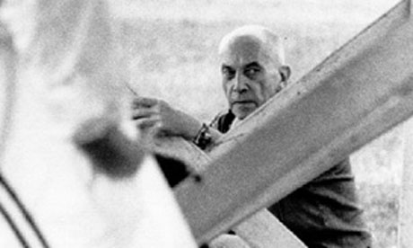 Film director Chris Marker, who has died aged 91