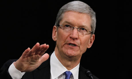 Apple CEO Tim Cook testifies at Senate