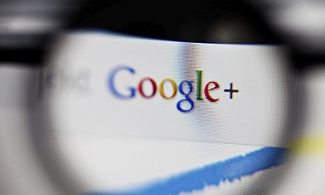 Salesforce: Google + under magnifying glass