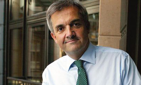 Chris Huhne picture