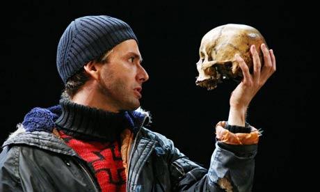 Hamlet's antic disposition essays