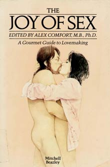 The Joy Of Sex first edition cover from 1972
