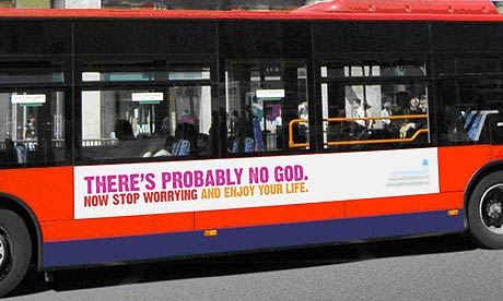 Roll on, Atheism Bus