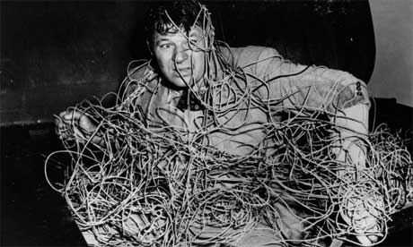 Wiring spaghetti