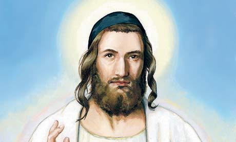 The Guardians depiction of Jesus