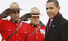 Barack Obama Canada visit