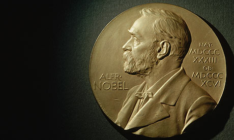 The Nobel Peace Prize Medal