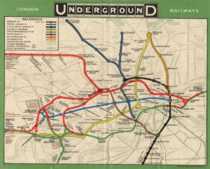 Tunnel vision: a history of the London tube map | Art and design | The Guardian
