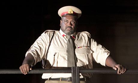 Ronald Samm as Othello