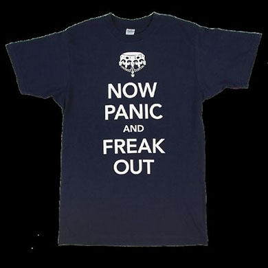 Keep Calm and Carry On: Now Panic And Freak Out series