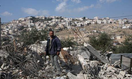 House Demolitions in East Jerusalem