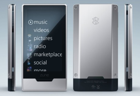 The new Zune HD