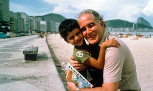 Ronnie Biggs in Brazil in 1981