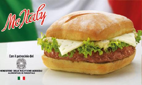 Mc Italy McDonald's