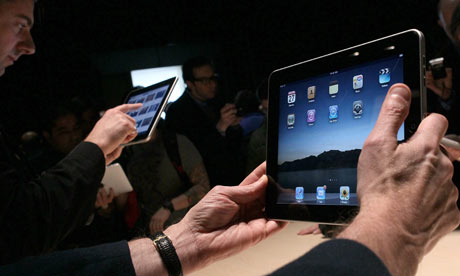 Apple 'iPad' Tablet