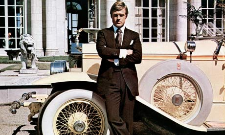 The Great Gatsby Robertt Redford