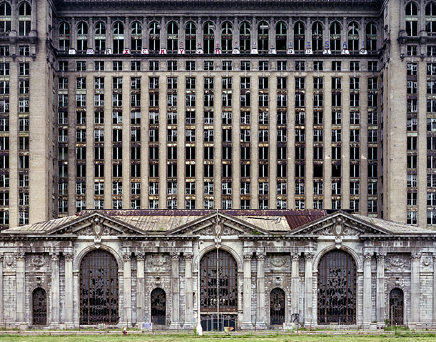 Ruins of Detroit: Michigan Central Station