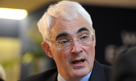 EBS Event: Alistair Darling