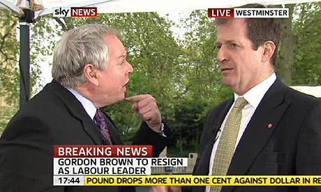 Screengrab of Sky News