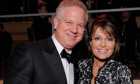 Beck and Palin...domestic terrorist!!!...plotting another 9/11(1857)styled American massacre