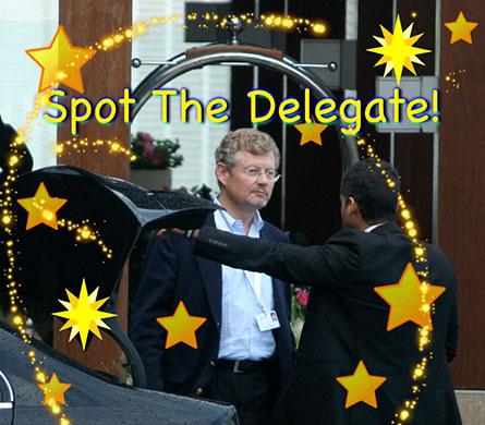 Bilderberg attendeees : Spot the Delegate!