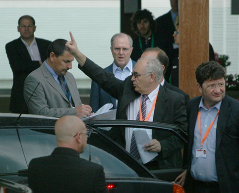 Bilderberg attendeees : 4. Bilderberg delegates
