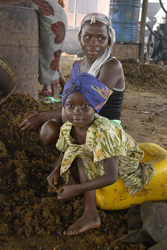 Child labour Peru: Child labour
