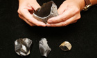 Early human tool fragments found in UK