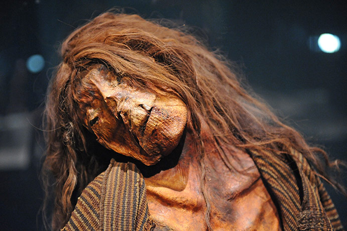 Mummies of the World: A 13th century mummy of an adult female