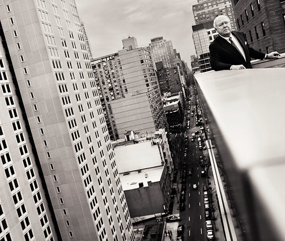 An englishman in new york, Jason Bell. Jamie Niven, Sotheby's