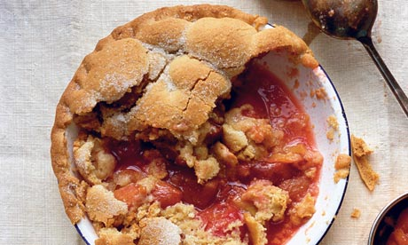 Nigel Slater plum pie