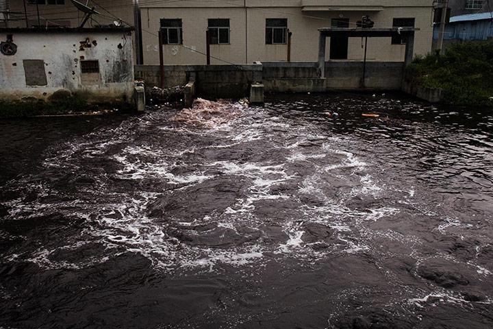 Gurao- Xiao Xi river