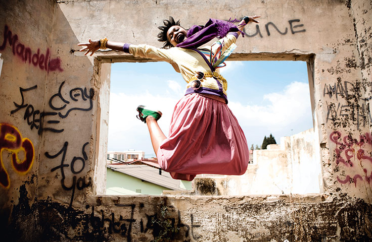 South African fashion: Smarteez Fan