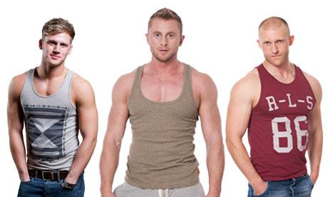 Mr Gay UK finalists