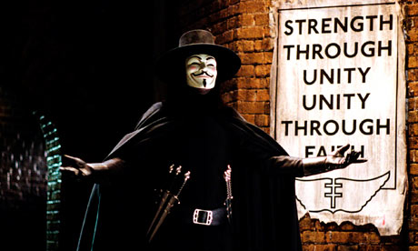 'V FOR VENDETTA' FILM - 2005