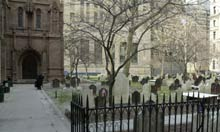 Trinity Church Wall Street