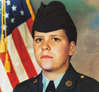 Military rape: Michelle Jones
