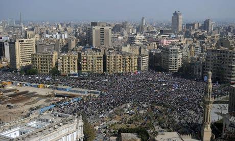 ξεσηκωμός αίγυπτος