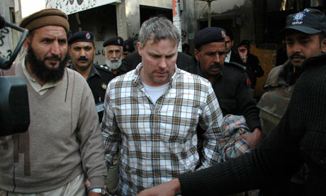 Raymond Davis, American man charged over Lahore shootings
