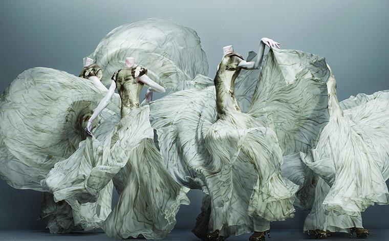Alexander McQueen: Dress, autumn/winter 2010