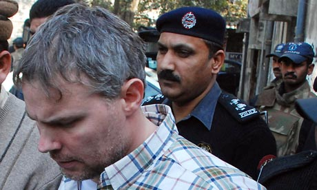 Raymond Davis, the American CIA contractor arrested in Lahore for killing two Pakistanis
