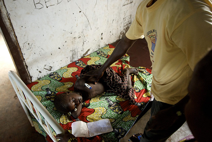 World Malaria Day: Remembering Jonathan