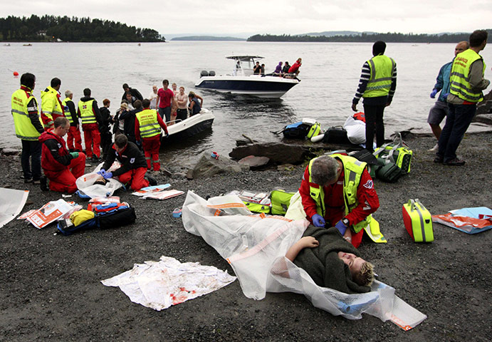 Norway Terror Attack: Norway Terror Attack